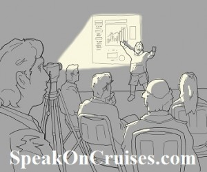 Cruise Ship Speaker