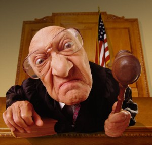 Violation of copyright law can land speaklers in court.