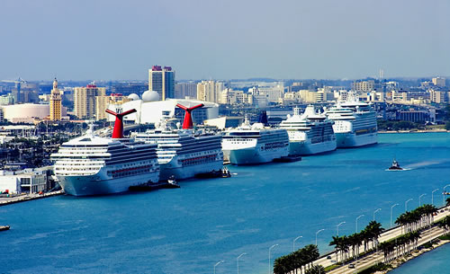 The Major Cruise Ship Speaker Agencies Are Hard At Work Qualifying Good Quality Speakers For