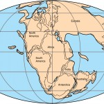 Pangaea - see it was onearge continent