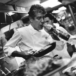 Anthony Bourdain, master chef