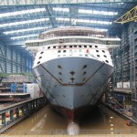Royal Caribbean building ship for China market
