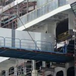 Modular rooms on Royal Caribbean