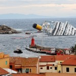 Costa Concordia to be sliced up